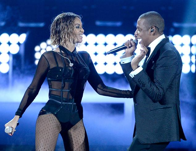 Beyonce Daft Punk São Os Grandes Vencedores Dos «Grammy 2014»