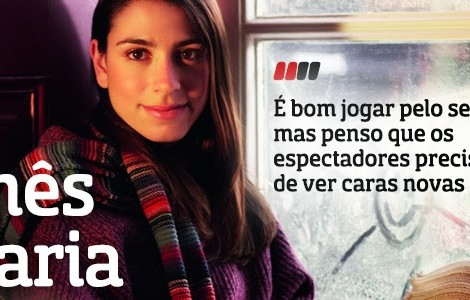 Destaque Inêsfaria A Entrevista - Inês Faria