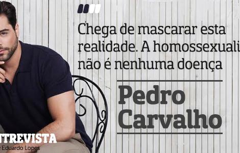 Destaque Pedrocarvalho A Entrevista - Pedro Carvalho
