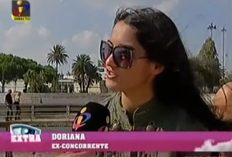 doriana Doriana está a ser «muito bem paga» pela TVI