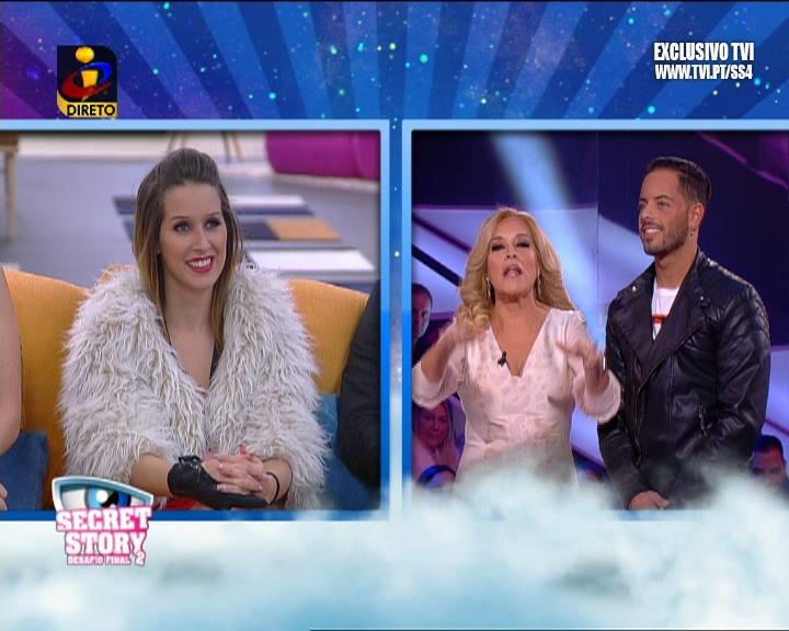 Erica Érica Acusa João De «Usá-La» Para Chegar À Final Do «Desafio Final 2»