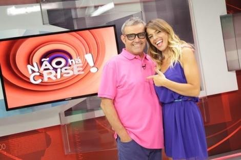 Nao Ha Crise Rita Andrade E João Ricardo Em Dose Dupla Nas Noites De Domingo