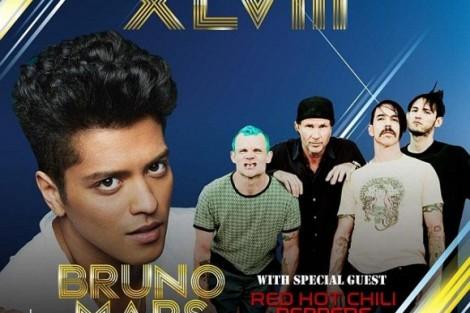 Red Hot Chili Peppers Bruno Mars Super Bowl Bruno Mars Ultrapassa A Audiência De Beyoncé No «Super Bowl»