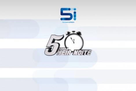 5I 5 Para A Meia Noite Rtp «5I» É A Nova Forma De Participar Em Direto Nos Programas (C/ Video)