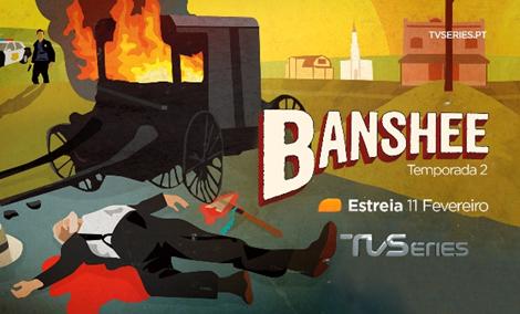 Banshee Segunda Temporada De «Banshee» Estreia No Tvséries