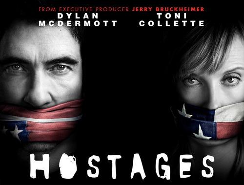 Hostages «Hostages» Estreia Na Rtp2