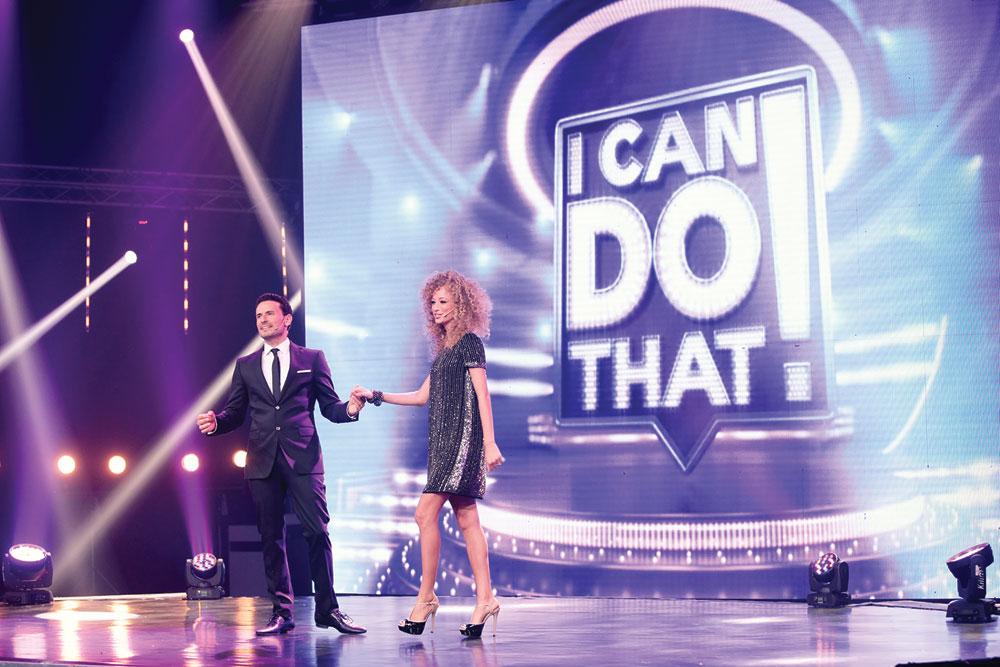 I Can Do That Image Rtp Aposta Em Novo Programa Com Famosos: «I Can Do That»