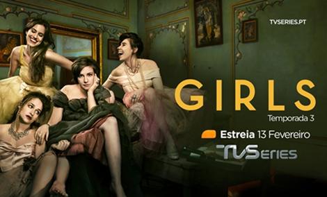 Tvséries Girls «Girls» Está De Regresso Ao Tvséries