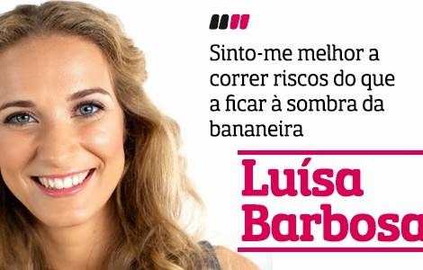 Destaque Luísa Barbosa A Entrevista - Luísa Barbosa