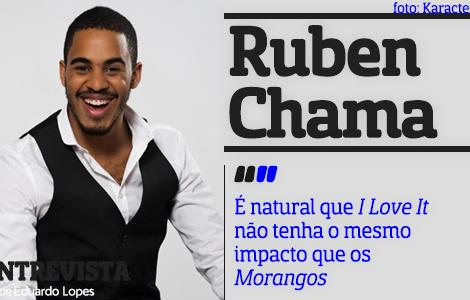 Destaque Rubem Chama A Entrevista - Ruben Chama
