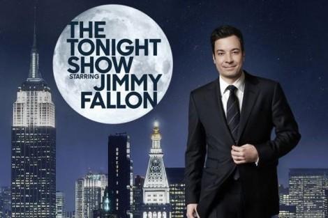Jimmy Fallon Jimmy Fallon Lidera As Audiências Na Sua Noite De Estreia No «The Tonight Show»