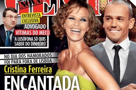 Nova Gente 2014 02 21 9Bdb2A Cristina Ferreira Satiriza «Filme» Do Romance Com Pedro Teixeira