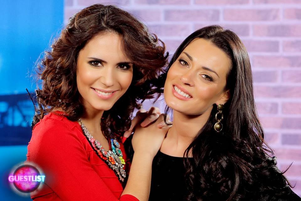 Diana+Monteiro+E+Olivia+Ortiz+Guest+List+Tvi+17 Notícia Atv: Olívia Ortiz Nega Ter Sido Afastada De «Guestlist»