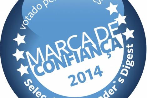 Logo Marcaconfianca 2014 Ator Ruy De Carvalho É A Personalidade De Confiança 2014