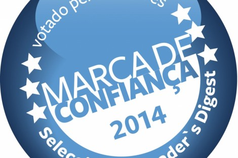 Logo MarcaConfianca 2014