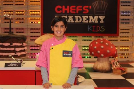 Mariana 01 Mariana É A Vencedora De «Chefs' Academy Kids»