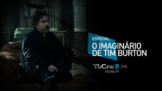 Tim Burton Especial TVCine