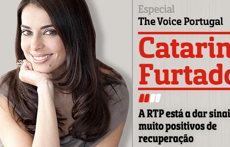 Destaque Catarina Furtado A Entrevista - Catarina Furtado