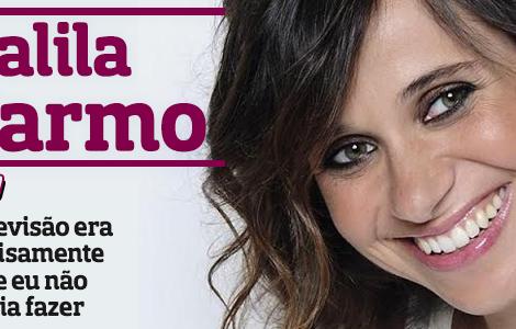 Destaque Dalila Carmo A Entrevista - Dalila Carmo