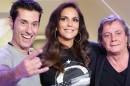 Dinho Ivete Sangalo Fabio Jr Globo Mantém Apresentadores E Jurados Do «Superstar»
