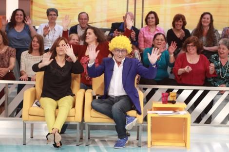 Goucha Cristina1 Ordenado De Manuel Luís Goucha Na Tvi É «Merecido»