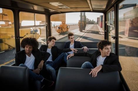 Like Us1 Nova «Boy Band» Portuguesa Inclui Vencedor De «Uma Canção Para Ti»