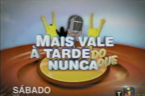 Mais Vale Cristina Ferreira Exige Mudanças No «Mais Vale À Tarde Do Que Nunca»