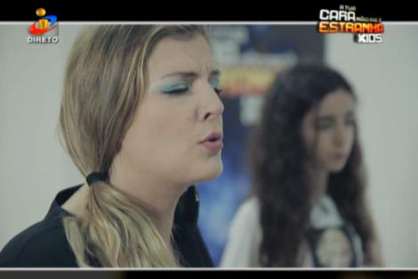 Romana Dupla De «A Tua Cara Não Me É Estranha» Sofre Com Insinuações