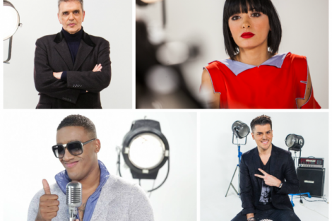 The Voice Conheça Os Primeiros Concorrentes De «The Voice Portugal»