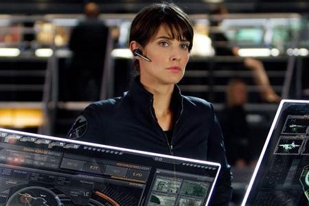 Maria Hill Shield Cobie Smulders Regressa A «Marvel's Agents Of S.h.i.e.l.d.»