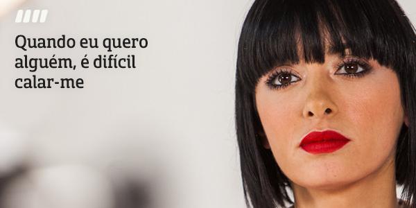 Destaque Marisa Liz A Entrevista - Marisa Liz