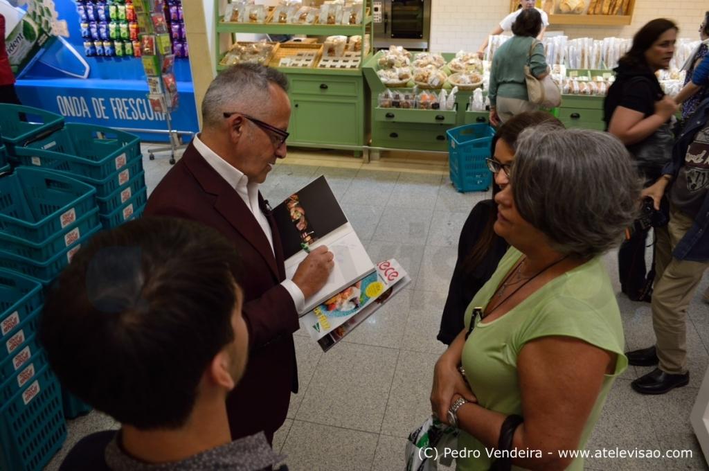 05 Apresentacao Livro Masterchef Atelevisao Veja Fotos Do Lançamento Do Livro «Masterchef As Melhores Receitas»