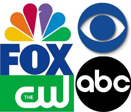 Broadcast Network Logos Conheça A Evolução Das Audiências Das Séries Na Temporada 2013-2014