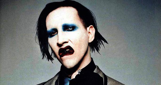 Marlyn Manson Marlyn Manson terá participação recorrente em «Sons of Anarchy»