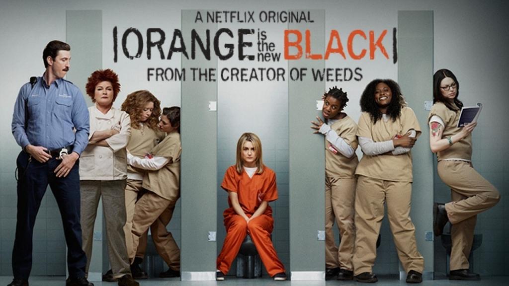Orange Is The New Black Hackers Divulgam 5ª Temporada De «Orange Is The New Black» Na Internet