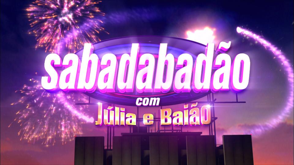Sabadabadao Logo Saiba Quem São Os Convidados Do 2º «Sabadabadão»
