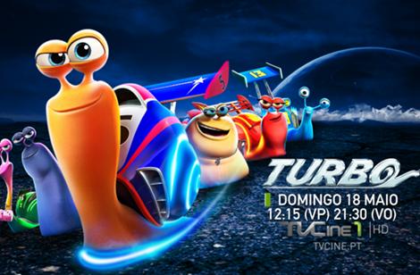 Turbo Tvcine «Turbo» Chega Aos Canais Tvcine