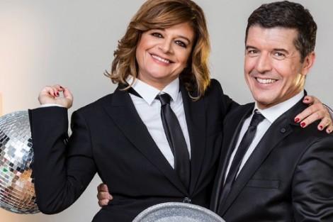 Baião E Julia Júlia Pinheiro Acusa Tvi De «Seguir A Sua Fórmula» Aos Sábados