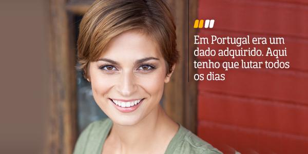 Destaque Benedita Pereira A Entrevista - Benedita Pereira