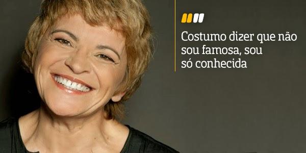 Destaque Luísa Ortigoso A Entrevista - Luísa Ortigoso