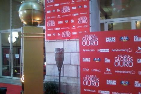 Globosdeouro2014 «Xix Gala Globos De Ouro» Leva Concorrência A Mínimos