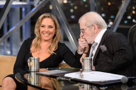 Heloisa Perisse Jo Soares Heloísa Perissé É A Convidada Desta Noite Do «Programa Do Jô»