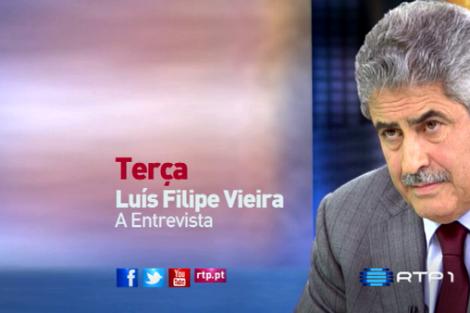 Luis Filipe Vieira Rtp Rtp Entrevista Luís Filipe Vieira