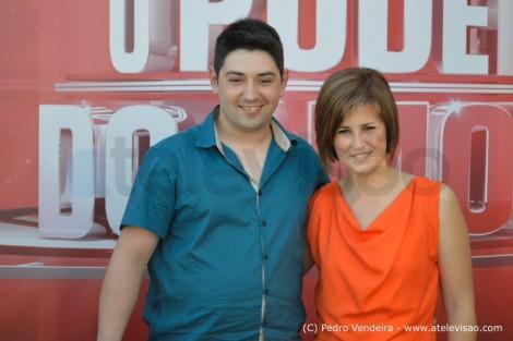 Micael Cristina Opoderdoamor Atelevisao «O Poder Do Amor»: Micael Elege Favoritos À Vitória