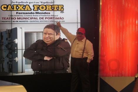 46 O Preco Certo Atelevisao Rtp 1 Estreia Peça De Teatro «Caixa Forte» Com Fernando Mendes