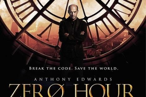 Zero Hour «Zero Hour» Estreia No Fox Crime