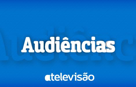 Audiências Audiências - 05-04-2015