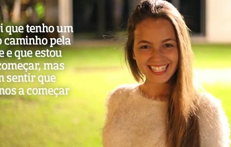 Destaque Bruna Quintas2 A Entrevista - Bruna Quintas