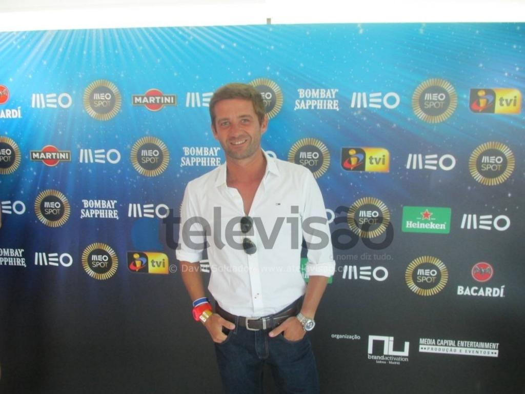 5 Meo Spot 2014 Atelevisao Pedro Granger Feliz Com A Reviravolta Em «Jardins Proibidos»