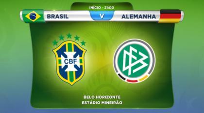 Brasil X Alemanha Meias-Finais Do Mundial 2014: Brasil X Alemanha Em Direto Na Rtp 1